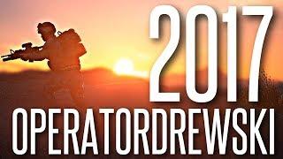 OperatorDrewski's 2017 Montage