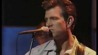 Chris Isaak Somebodys Crying