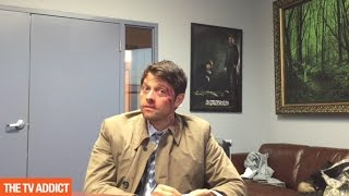 Миша Коллинз, Supernatural Set Visit 2015 - Misha Collins on Metatron's Return