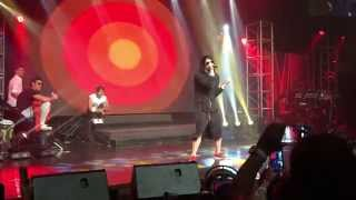 Enrique Gil Lipsynch Battle at The Chinito Concert
