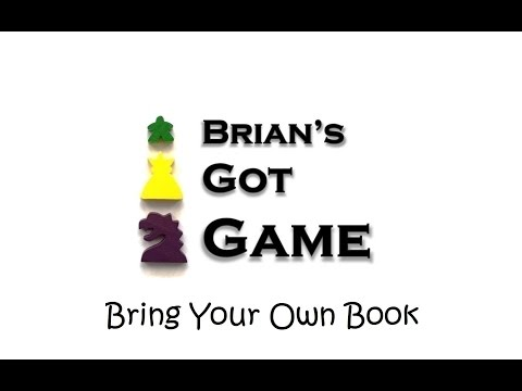 Brian's Got Game - Bring Your Own Book Review