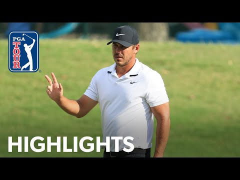 Brooks Koepka shoots 1-under 69 | Round 4 | WGC-FedEx St. Jude