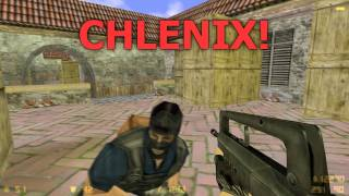"Шок! Команда NaVi спалилась с читом ""Chlenix""!"