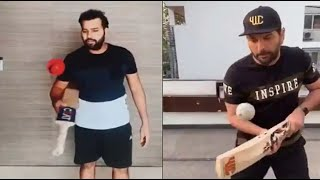 Rohit Sharma Gets Creative In Completing Yuvraj Singh's 'Keep It Up' Challenge during lockdown