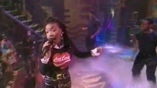 """Brandy - """"Baby"""" Live (1995)"""