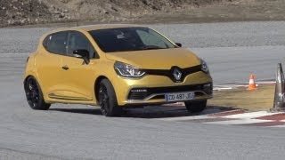 Renault Clio RS 200 EDC v Ford Fiesta ST Mountune - /CHRIS HARRIS ON CARS