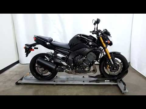 2011 Yamaha FZ8 in Eden Prairie, Minnesota - Video 1
