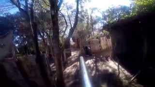 preview picture of video 'GoPro 4-Paintball: Cumple Cesar'