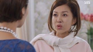 '불꽃' 김성령vs박준금 치열한 신경전 @상속자들 2회
