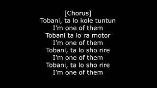 Tiwa Savage – One Lyrics