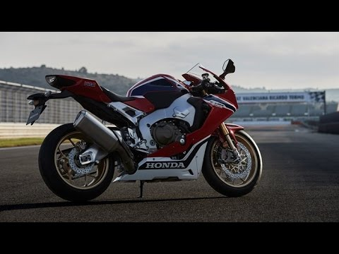 Honda Fireblade: Nicky Hayden rides the new CBR1000RR