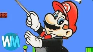 Top 10 Mario Songs!
