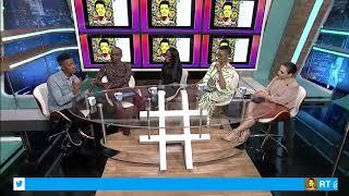 TrendingSA   30 July 2018   #TSAon3 Segment 4: Interview with Sun El Musician