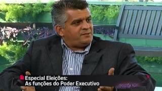 Eleições 2014: Poder Executivo  - Conexão Futura - Canal Futura