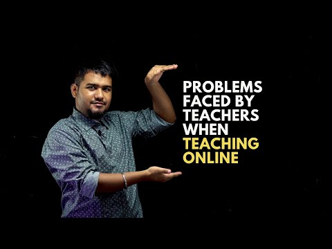 What Problems Teachers Face While Teaching Online? How To Get Students Online Easily? Learn in Hindi