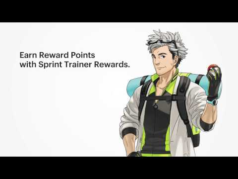 Pokémon GO Trainer Rewards