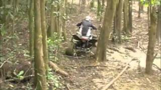 preview picture of video 'Cielito 1 Fango ATV'