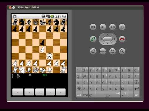 Video of Chess for Android