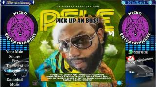 Demarco - Pick Up & Buss (Clean) [Pele Riddim] January 2017