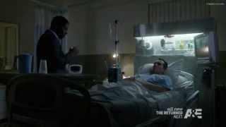 Romero à  l'hôpital