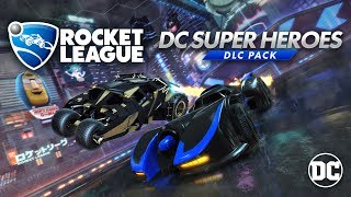Trailer DC Super Heroes DLC