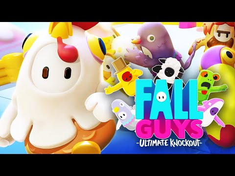 FALL GUYS – ULTIMATE KNOCKOUT : O CAOS TOMA CONTA!