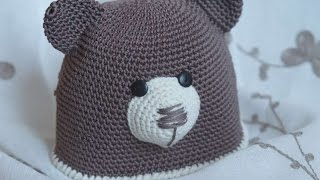 How To Knit A Cute Bear Baby Hat - DIY Crafts Tutorial - Guidecentral