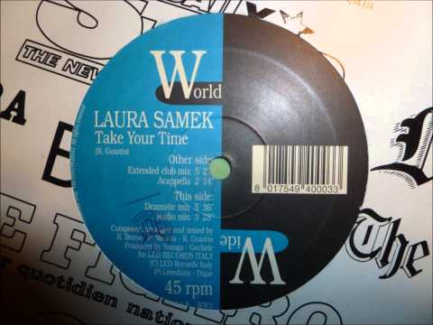 Laura Samek - Take Your Time