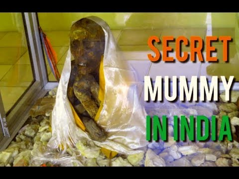 Gue Mummy | Secret Mummy in India | mystery of mummy| Sangha Tenzin| Himachal Pradesh.
