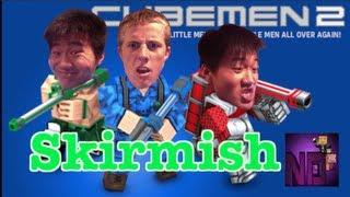 Cubemen 2 Skirmish Match