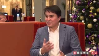 Арман Давлетьяров о казахстанском шоу-бизе, семье и казахских традициях