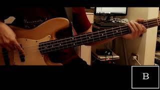 I Choose You By Planetshakers (Bass Lesson WTABS)