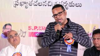 Gunasekhar Speaking about KV Reddy Award - Gunasekhar Hounoured With KV Reddy Memorial Award