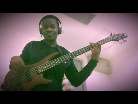 BEST BASSIST EVER, NIGERIA, GHANA, CAMERON AND CONGO a must wacth