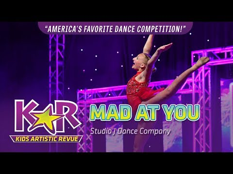 """""""Mad At You"""" from Studio J Dance Company"""