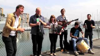 Admiral Fallow - Isn't This World Enough (Acoustic in California)