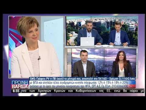 Η υπ. Προστασίας του Πολίτη Ο. Γεροβασίλη για εκλογικό αποτέλεσμα | 28/05/2019 | ΕΡΤ