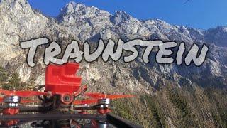 FPV Mountain Diving am Traunstein