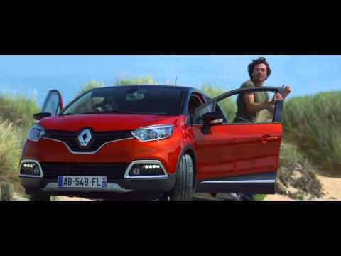 Renault  Captur Паркетник класса J - рекламное видео 2