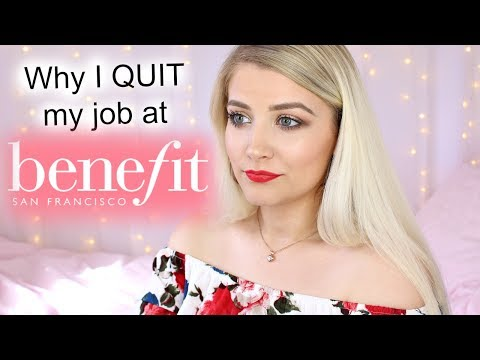 Why I Quit Working for Benefit Cosmetics | Luce Stephenson