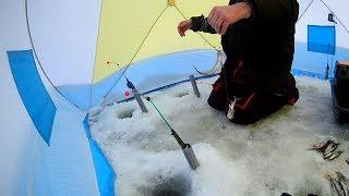 Рыбалка на корюшку зимняя