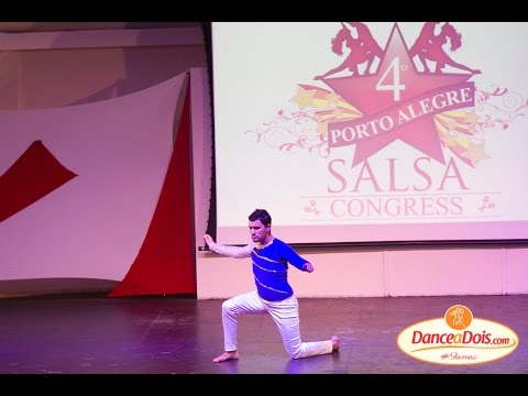 Juan Barrionuevo Porto Alegre Salsa Congress
