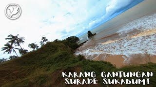 Diwfpv - Pantai Karang Gantungan, Surade Sukabumi | FPV Cruising
