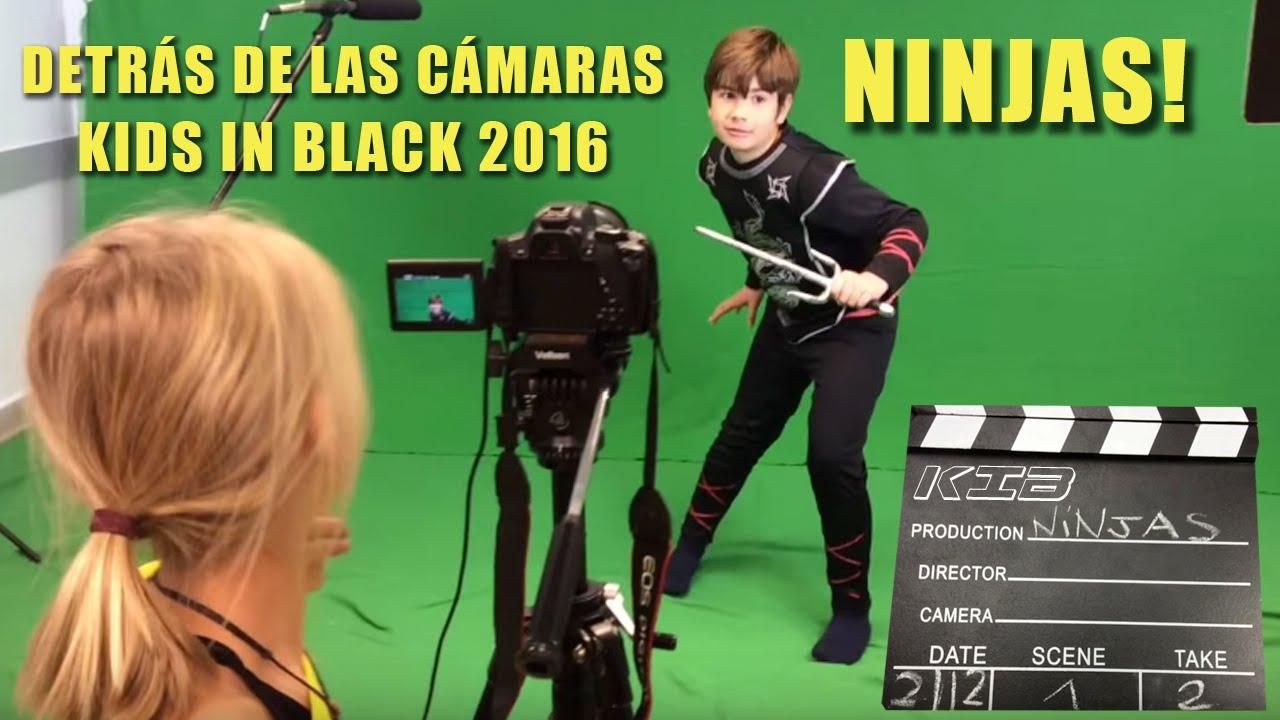 Teaser - Detrás de las cámaras - Regreso al Castillo de la Bruja KIB 2016 - 2ªT #4