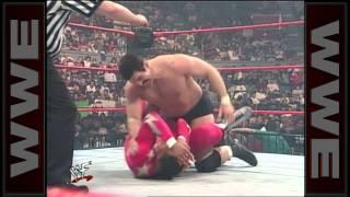 Dan Severn vs. Flash Funk: Raw, April 6, 1998