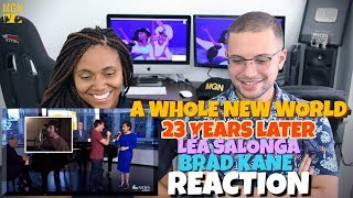 A Whole New World | After 23 Years | Aladdin | PATREON REACTION
