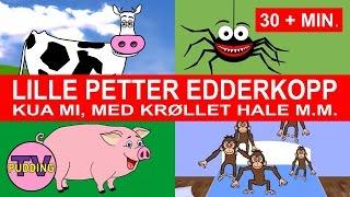 Barnesanger på norsk | 30 + min.