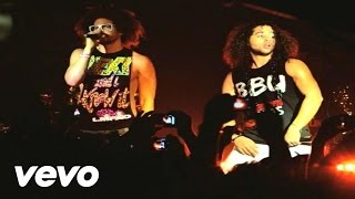 LMFAO - Party Rock Anthem (Walmart Soundcheck Live) ft. Lauren Bennett, GoonRock
