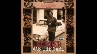 Snoop Dogg - Murder Was the Case (Instrumental)