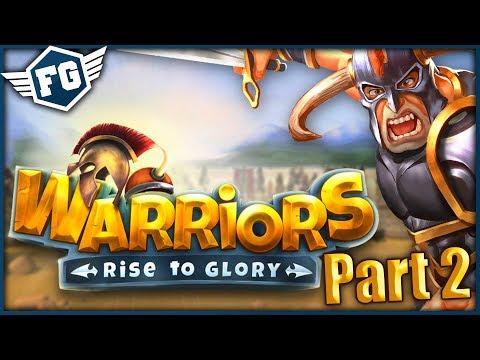 ZAČÍNÁ MĚ TO BAVIT - Warriors: Rise to Glory! #2